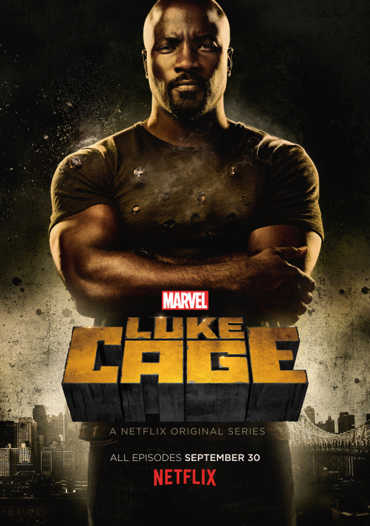 Luke Cage (2016) TV Series