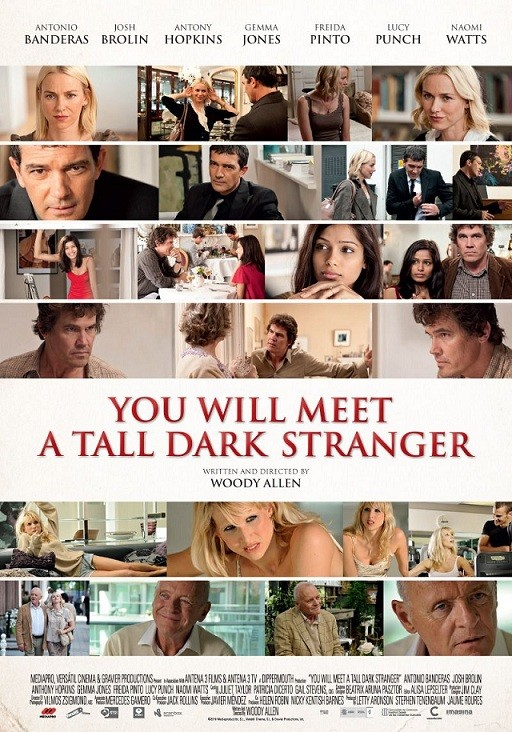 You Will Meet a Tall Dark Stranger 2010