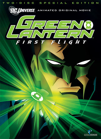 Green Lantern- First Flight 2009