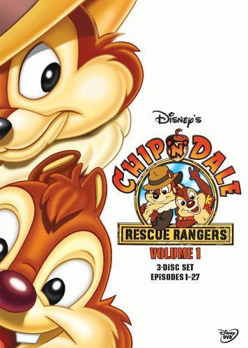 Chip and Dale (1989-1990) TV Series