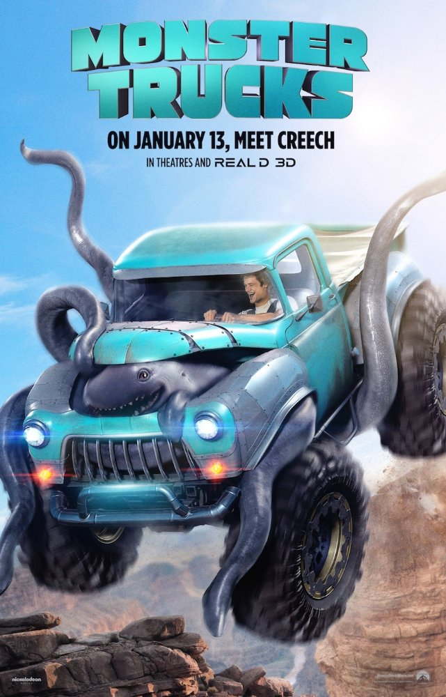 Monster Trucks (2016)