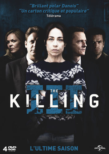 Forbrydelsen - The Killing (2007–2012) TV Series