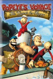Popeye's Voyage: The Quest for Pappy (2004)