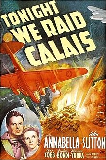Tonight We Raid Calais (1943)