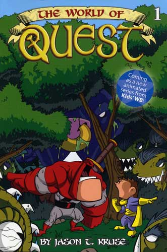 World of Quest  (2008) TV Series
