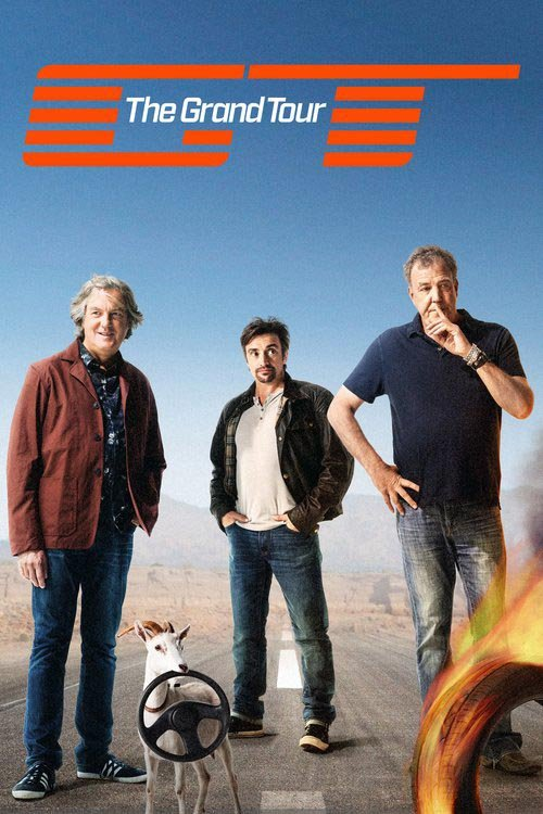 The Grand Tour TV Series (2016– )