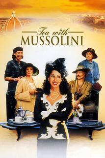 Tea with Mussolini (1999)
