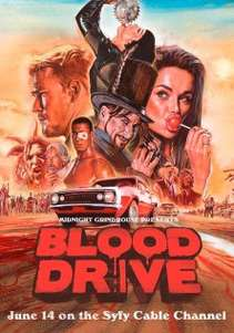 Blood Drive  (2017) TV Series
