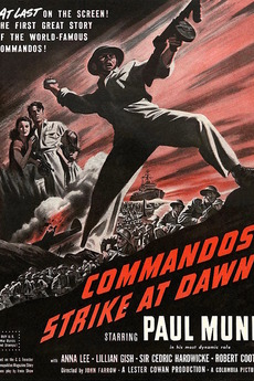 Commandos Strike at Dawn (1942)