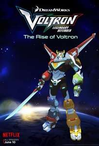 Voltron: Legendary Defender (2016–2018) TV Series