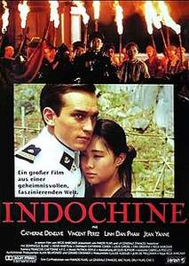 Indochine / Indokina (1992)