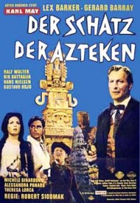 Treasure of the Aztecs (1965)