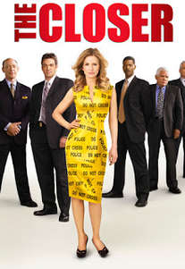 The Closer (2005–2012) TV Series 1,2,3,4,5,6,7η Σεζόν