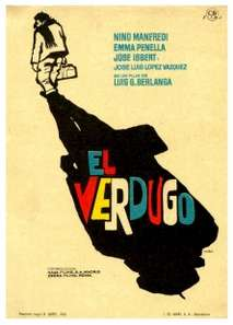 The Executioner / El verdugo  (1963)