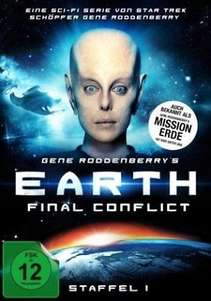 Earth: Final Conflict (1997-2002) TV Series