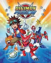 Digimon Fusion (2013-) TV Series