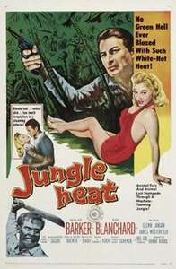 Jungle Heat (1957)
