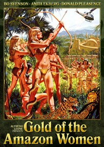 Gold of the Amazon Women (1979)