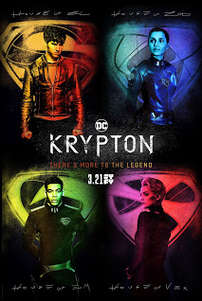 Krypton (2018-) TV Series