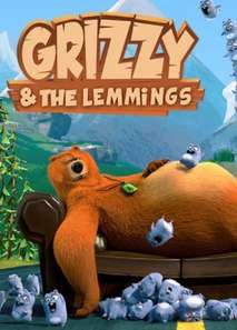 Grizzy and the Lemmings (2017) TV Series