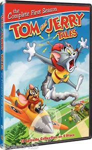 Tom and Jerry Tales - The Complete First Season (2010)