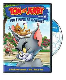 Tom and Jerry - Fur Flying Adventures (Volume 1) (2011)