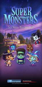 Super Monsters (2017-) TV Series