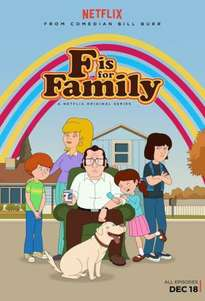 F Is for Family (2015-) TV Series