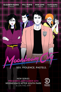 Moonbeam City (2015) TV Series