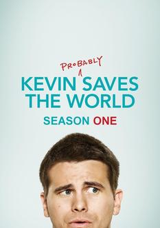 Kevin (Probably) Saves the World (2017) TV Series