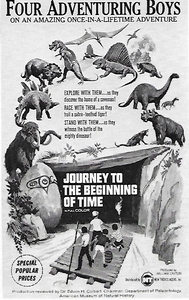 A Journey to the Beginning of Time / Cesta do praveku (1955)