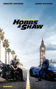 Fast and Furious Presents: Hobbs & Shaw (2019)