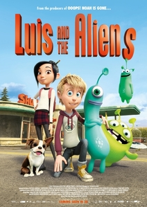 Luis and His Friends from Outer Space / Luis & the Aliens (2018)