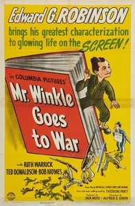 Mr. Winkle Goes to War (1944)