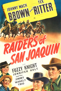 Raiders of San Joaquin (1943)