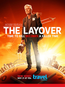 The Layover / Antony Bourdain (2017)