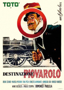 Destination Piovarolo (1955)
