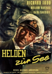 Battle Hell / Yangtse Incident: The Story of H.M.S. Amethyst (1957)
