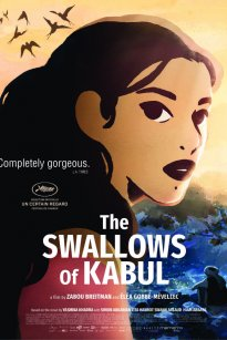 The Swallows of Kabul / Les hirondelles de Kaboul (2019)
